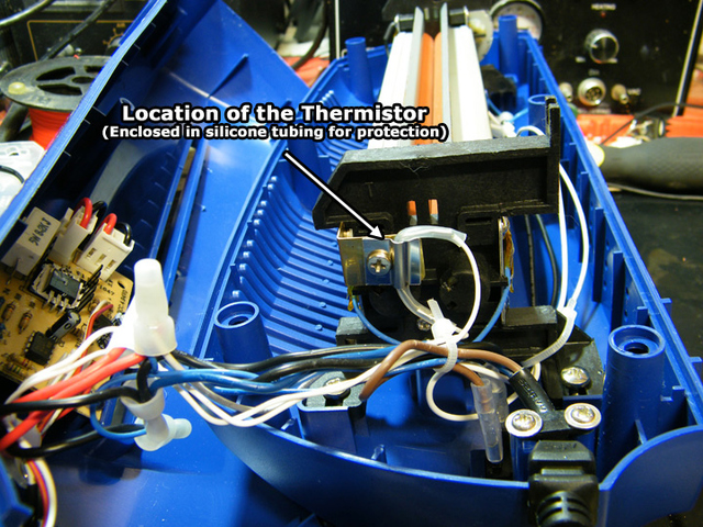 SuperFuser (thermistor location)