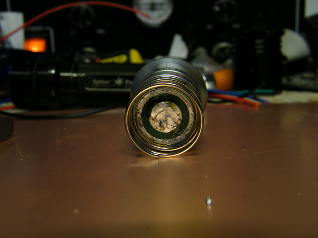 CREE module without spring