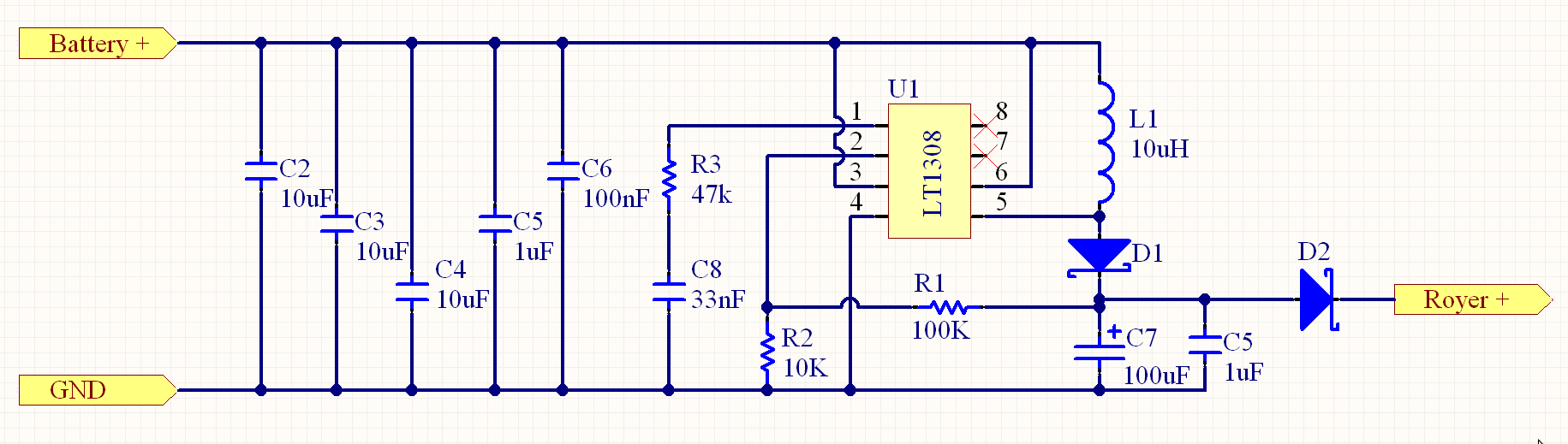 Stun Gun Circuit Diagram on dc to ac wiring diagram